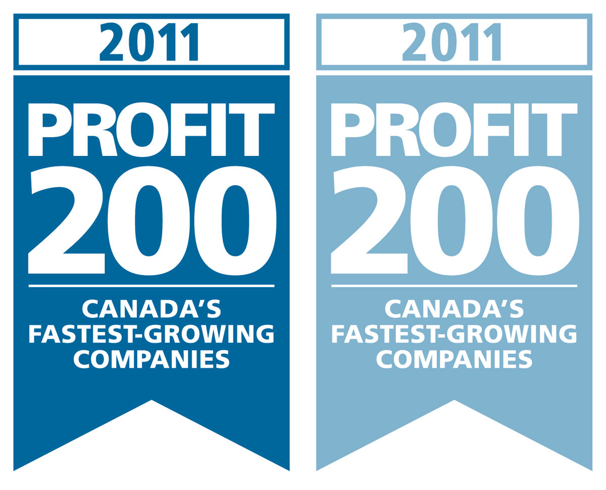 Profit200 - Canada's fastest growing companies 2011