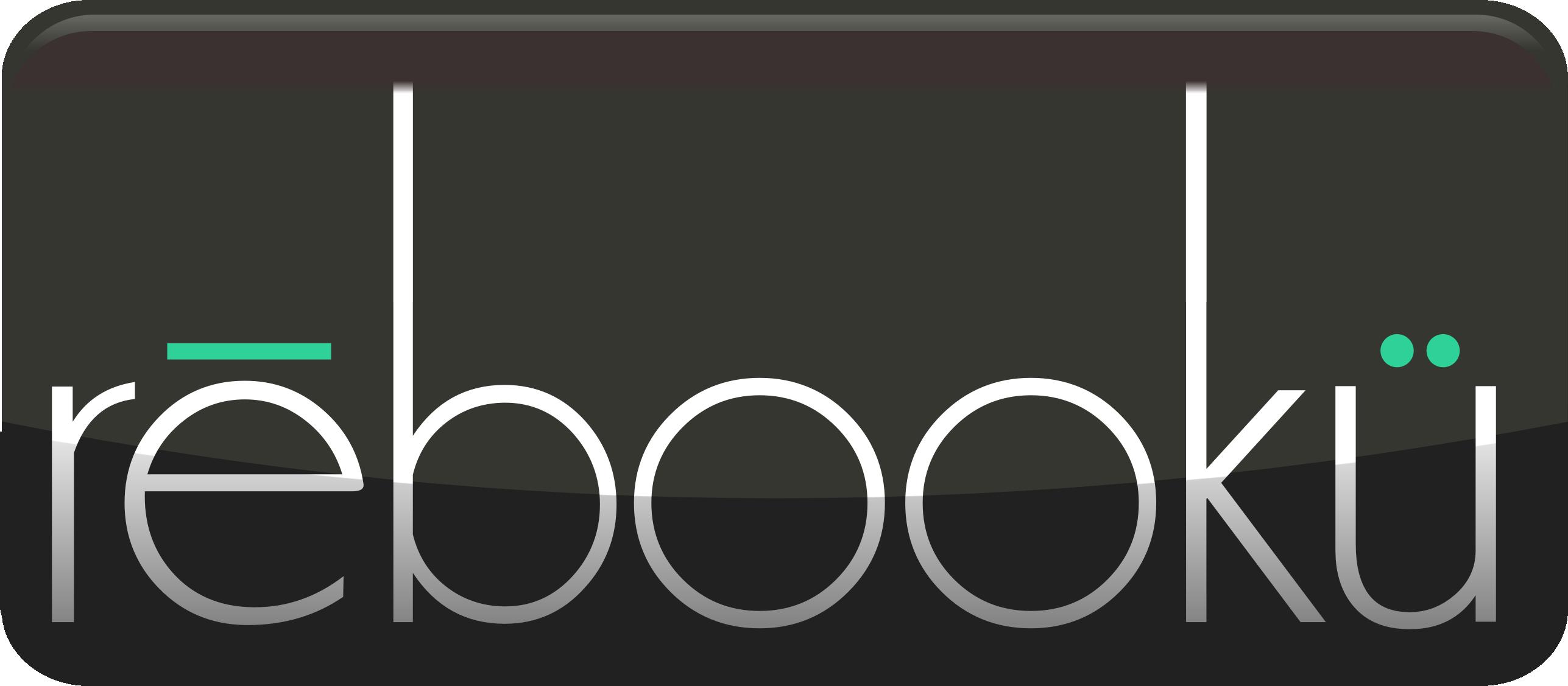 REBOOKÜ logo