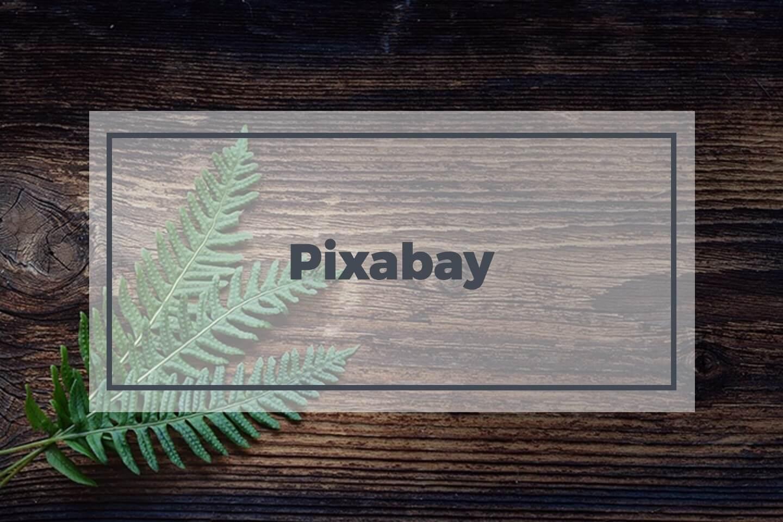 Pixabay website preview