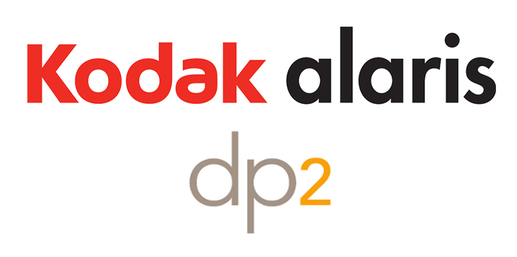Kodak Alaris dp2 Software Logo