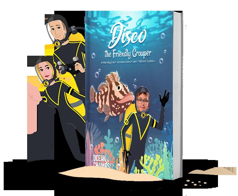 Ocean Champs eBook